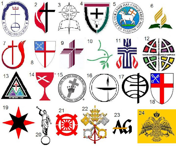 American Christian Denominations by Symbol Quiz - By NC_Watson