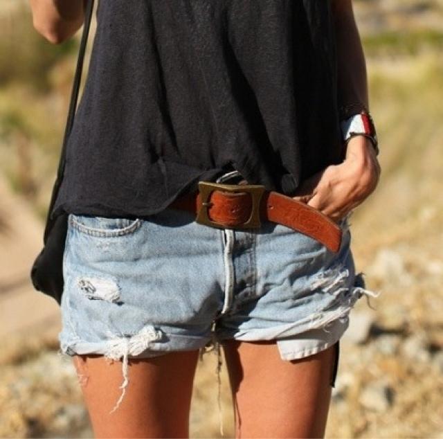Comment porter les shorts