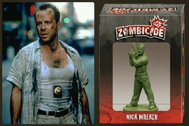 John McClane Zombicide