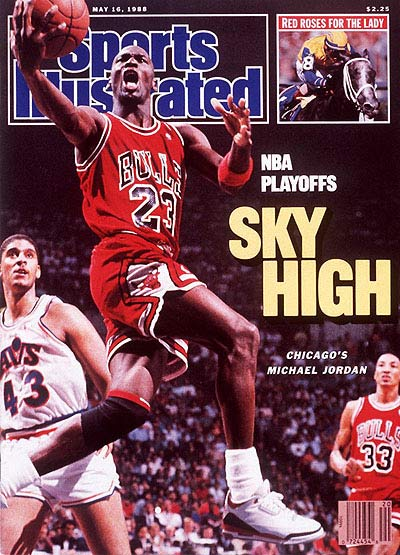 *Sports Illustrated:慶祝Michael Jordan 50歲生日封面特輯回顧! 6