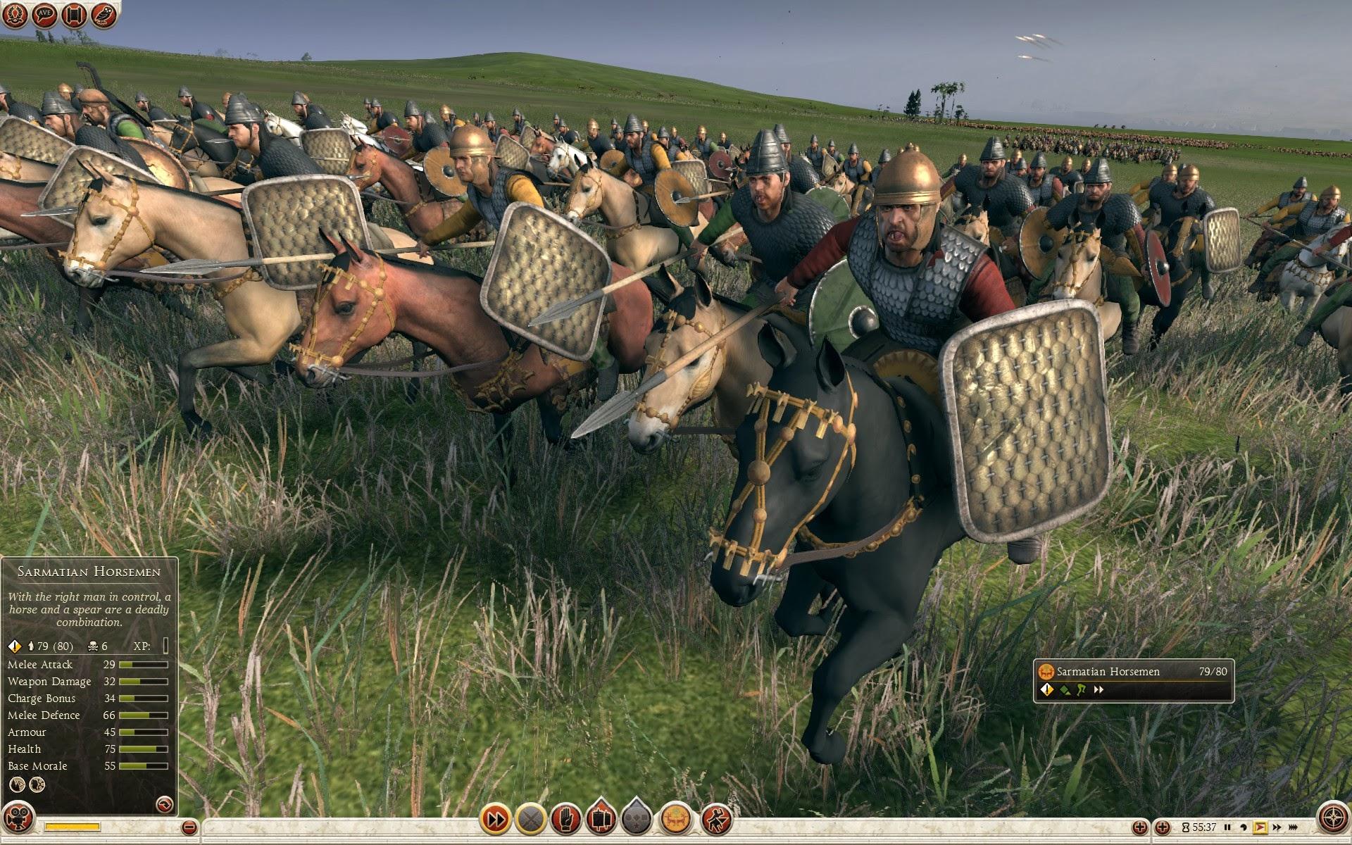 Sarmatian Horsemen