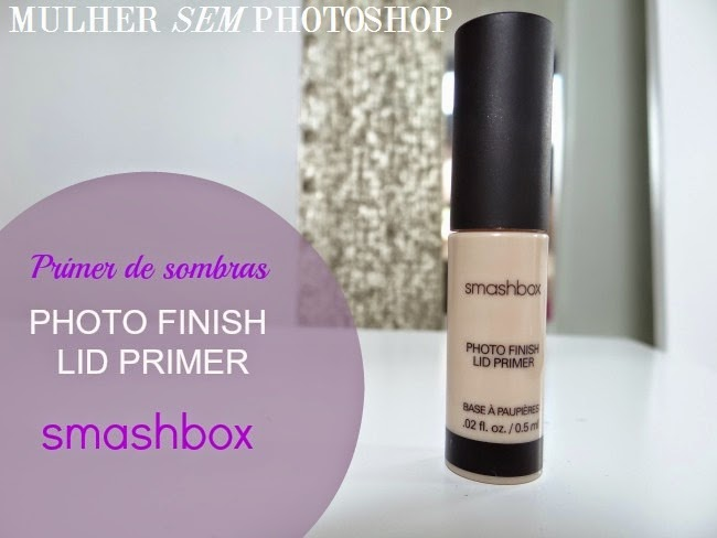 Photo Finish Lid Primer - Smashbox - primer de sombras