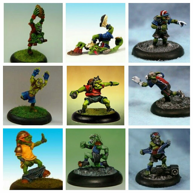Goblins Blood Bowl Goblin Forge