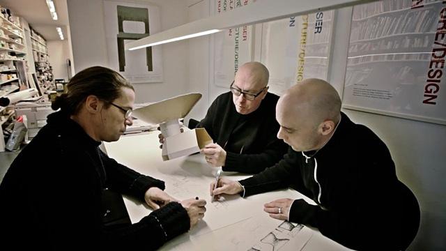 The Claesson Koivisto Rune design team in Stockholm