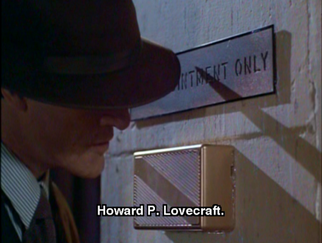 La biblioteca H.P. Lovecraft