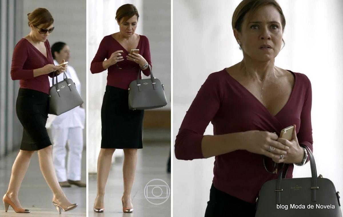 moda da série Felizes Paraq Sempre? - look da Tânia