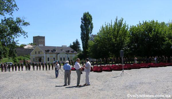 22 червня 2008 року. Замкова площа. м.Луцьк