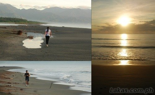 Sunrise Walk at Sabang Beach