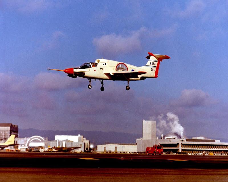 Teledyne Ryan VTOL And Rotorcraft Designs