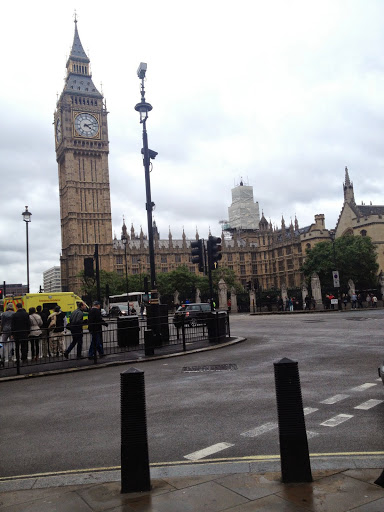 Big Ben from first walking tour. Kaytlin Nowell #StudyAbroadBecause you deserve to have your life changed