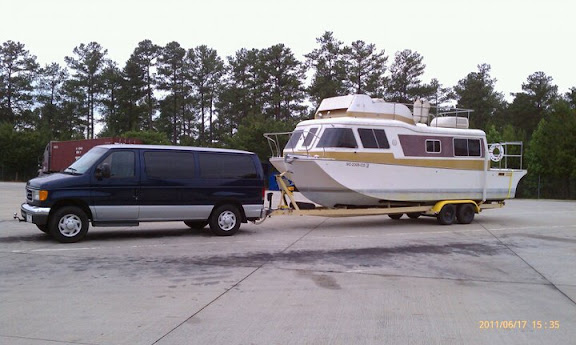 Trawler or Houseboat? - Trawler Forum