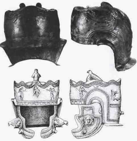 Римские шлемы
