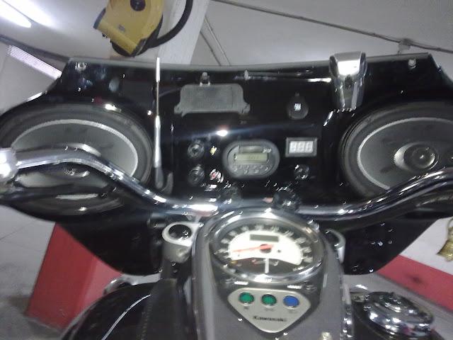 Colocación de Fairing (Batwing) en la moto Fairing%252008