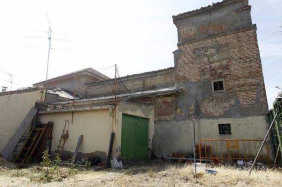 Urge la rehabilitación de la Ermita de San Blas del siglo XVII en Hortaleza