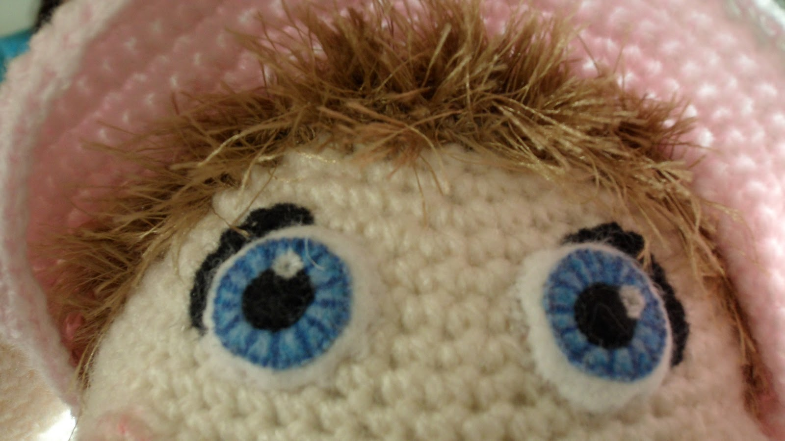 Amigurumi Eyes Michaels : The Oracle: Crafts