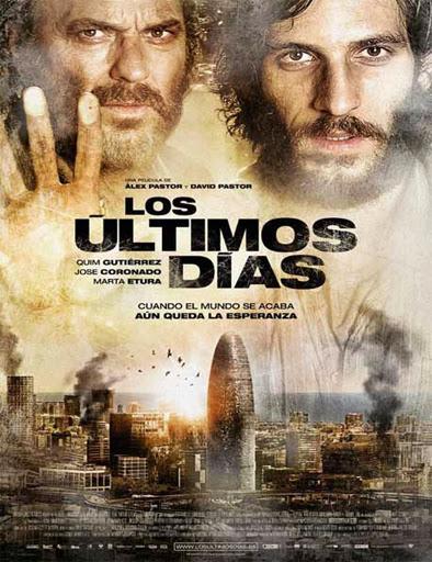 Poster de Los últimos días