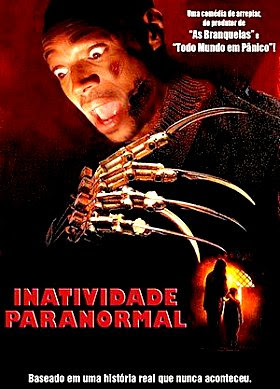 Filme Poster Inatividade Paranormal R5 XviD & RMVB Dublado
