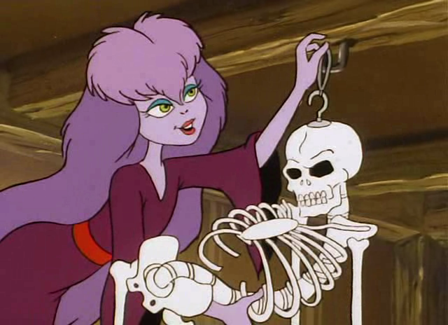 Cinamatic Stills: Scooby Doo and the Ghoul School, Charles A. Nichols