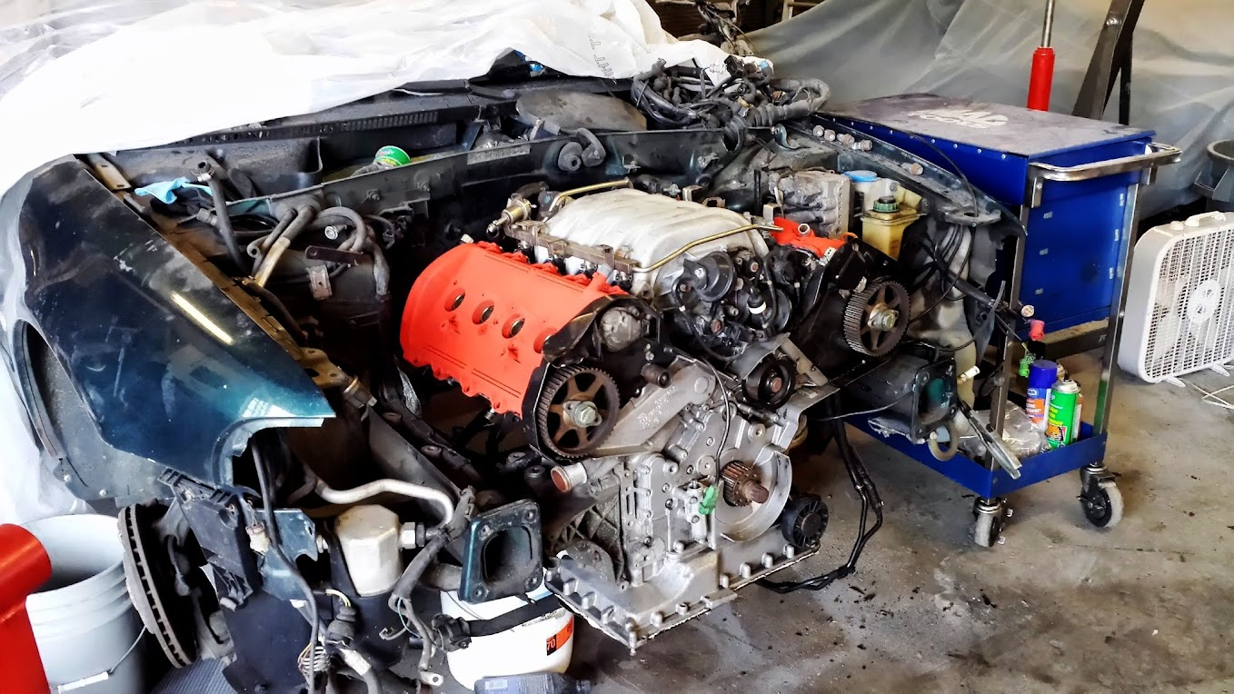 can of systems audi chain amount out more accessible oregon much engine bend replacement img above with you the way that cooling timing front see german is and allroad