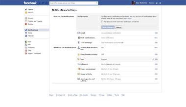 Hướng dẫn tắt thông báo âm thanh của Facebook - Ảnh 3