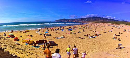 Playas de Lisboa