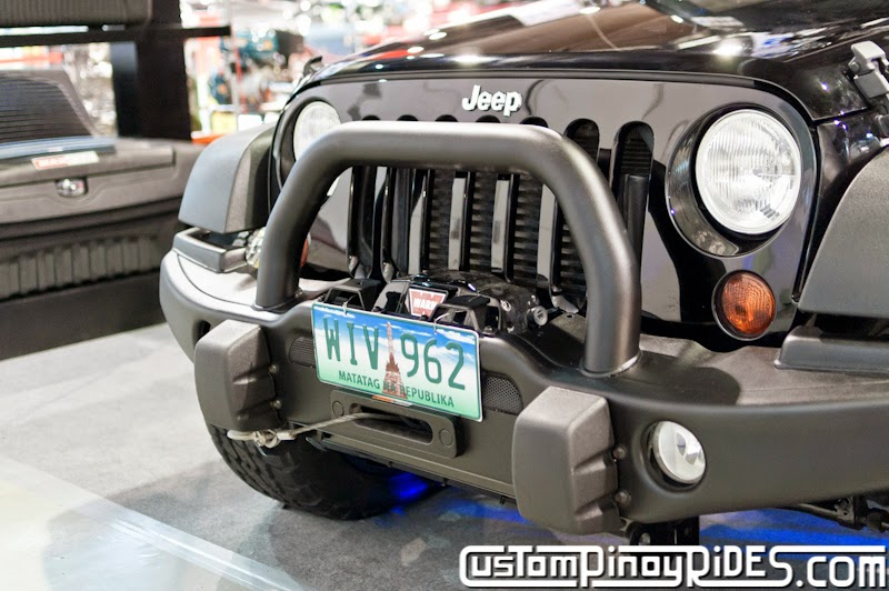 Trail and Camp-Ready JK Jeep Wrangler Rubicon Unlimited Custom Pinoy Rides Car Photography Manila Philippines pic3