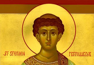Saint of the Day: St Stephen, Protomartyr