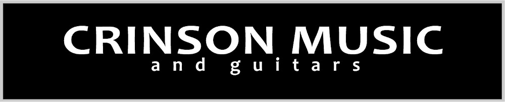 CRINSON MUSIC AND GUITARS