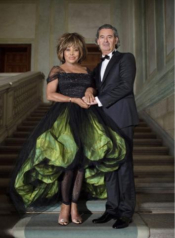 Vestido de novia Tina Turner