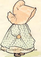 Free Sunbonnet Sue and Sam Patterns