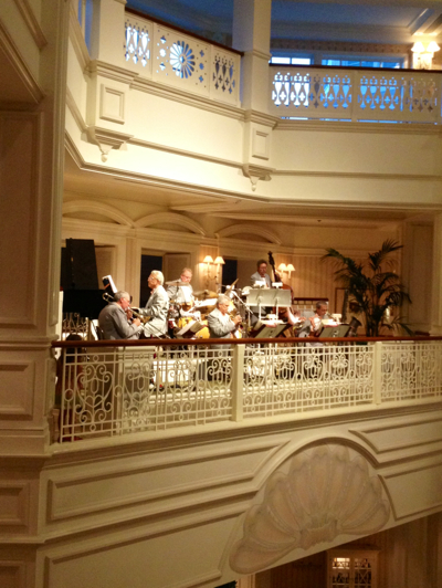 Mizner's Lounge at Disney's Grand Floridian