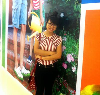 Sophie Thanh Xuân, Hà Nội