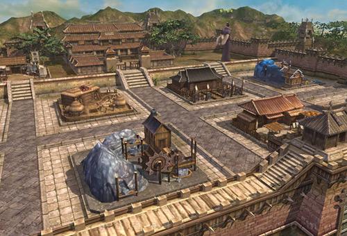 """Đôi nét về """"siêu webgame"""" Epic of the Three Kingdoms 5"""