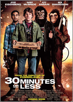 Filme Poster 30 Minutos ou Menos BRRip XviD & RMVB Legendado