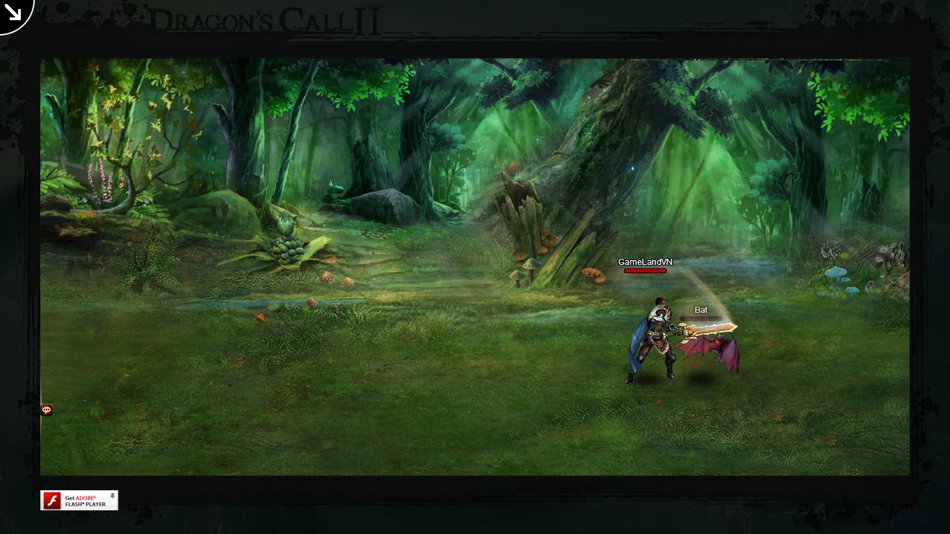 Một số hình ảnh về webgame Dragon's Call 2 - Ảnh 5