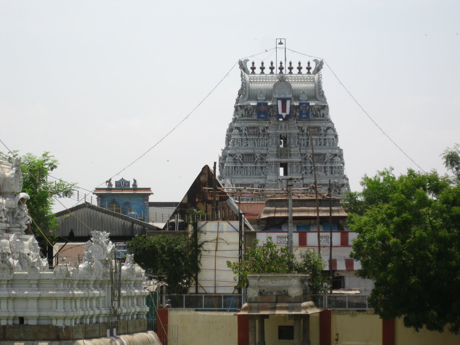 Sri Parthasarathy Swamy Temple (Thiruvallikeni - Triplicane) Chennai - Divya Desam 41