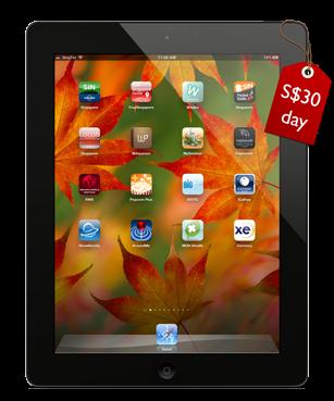 Rent iPads
