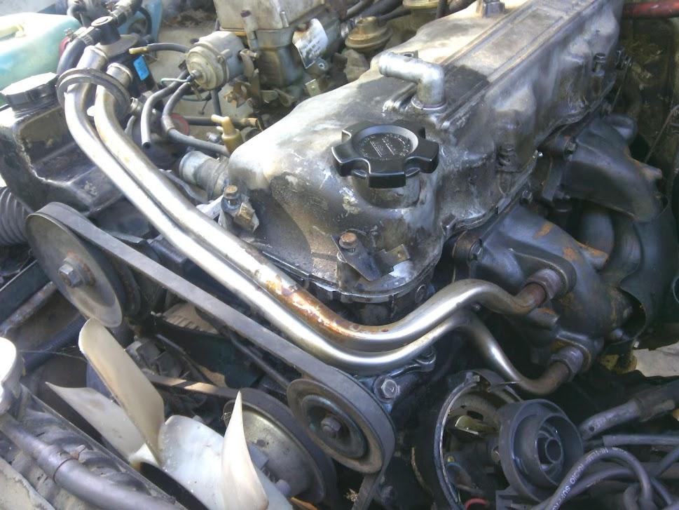 1985 720 Z24 Exhaust Emission Tubes 720 Ratsun Forums