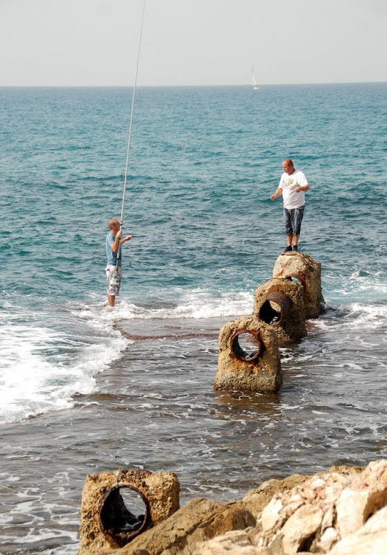 fishing in jaffa