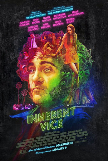 Inherent Vice official site