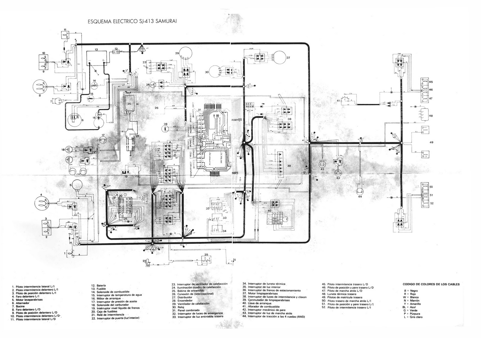 Funky 1998 Suzuki Sidekick Wiring Diagrams Festooning Electrical