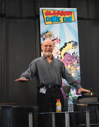 Artist Jim Starlin. Photo: Craig Hastie of Comics Anonymous