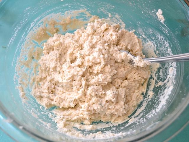biscuit batter