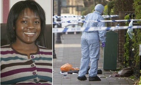 SAD! Nurse stabbed in the Neck by Ex-patient dies while people videoher .