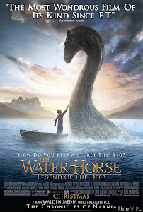 Huyền Thoại Ngựa Biển - The Water Horse: Legend Of The Deep poster