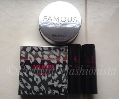 Famous cosmetics