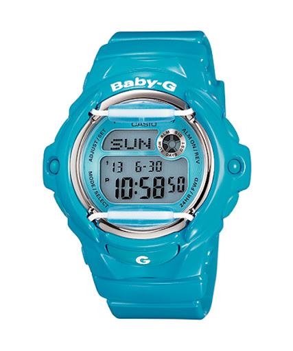 Jual Jam Tangan Casio Baby G   BG-169R  d45cba4234