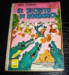 Comic Dumbo..el secreto de hondorica