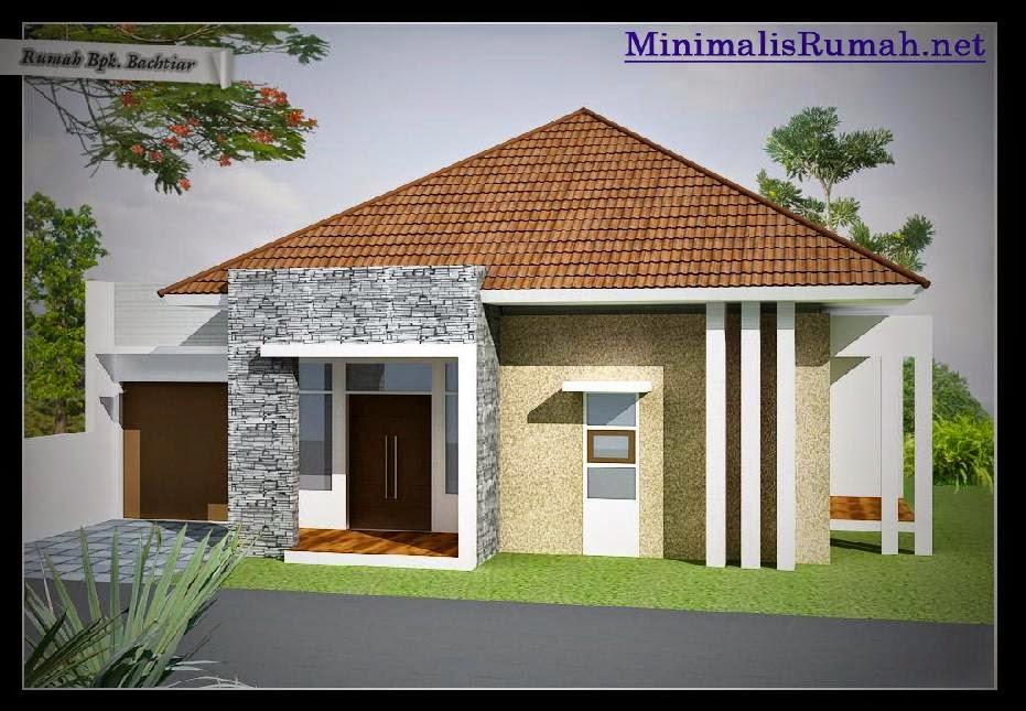 Bentuk Rumah Minimalis Gallery Taman Minimalis