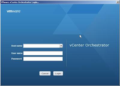 Cliente Orchestrator